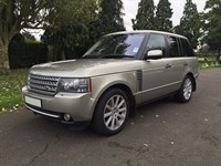 Used Land Rover Range Rover TDV8 Vogue 4dr Auto 2010 MODEL