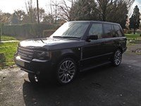 Used Land Rover Range Rover TDV8 Westminster 4dr Auto 8 SPEED