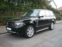 Used Land Rover Range Rover TDV8 Vogue 4dr Auto 2011 MODEL 8 SPEED