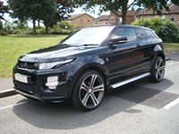Used Land Rover Range Rover Evoque SD4 Dynamic 3dr Auto PREMIER EDITION STYLING