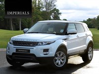 Used Land Rover Range Rover Evoque SD4 Pure TECH 5dr 4WD One Owner