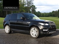 Used Land Rover Range Rover Sport SD (s/s) HSE 5dr 4WD 7 Seater VAT Q