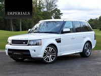 Used Land Rover Range Rover Sport TD HSE 5dr 4WD SDV6 2012 MODEL 8 SPEED AUTO