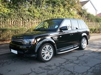 Used Land Rover Range Rover Sport SDV6 HSE 5dr Auto 8 SPEED