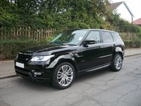 Used Land Rover Range Rover Sport SDV6 HSE Dynamic 5dr Auto 8 SPEED