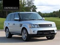 Used Land Rover Range Rover Sport TD V6 HSE 5dr Full Service History