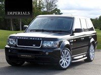 Used Land Rover Range Rover Sport TD HSE 5dr 4WD Full Service History