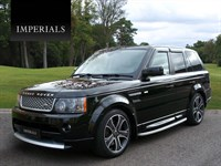 Used Land Rover Range Rover Sport TD V6 HSE 5dr Full Autobiography Styling