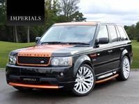 Used Land Rover Range Rover Sport TD V8 Autobiography Sport LE 5dr