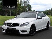Used Mercedes C63 AMG C Class 6.3 MCT 2dr