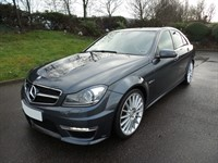 Used Mercedes C63 AMG AMG SALOON 7 SPEED AUTO