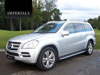 Used Mercedes GL350 GL CLASS CDI BlueEFFICIENCY 5dr