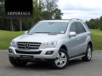 Used Mercedes ML280 M CLASS TD SE 5dr 7G-Tronic 4WD