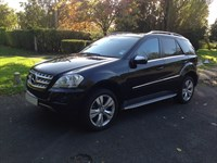 Used Mercedes ML320 M CLASS CDi Sport 5dr Tip Auto 7 SPEED