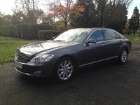 Used Mercedes S320 S CLASS TD CDi L 4dr 7G-Tronic Long Base