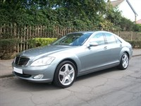Used Mercedes S320 S CLASS CDi 4dr Auto 7 Speed