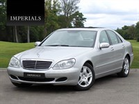 Used Mercedes S320 S CLASS CDI 4dr Full Service History