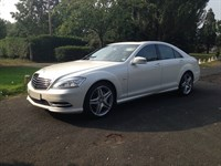 Used Mercedes S350 S CLASS CDi BlueTEC 4dr Auto AMG Sport [Start Stop]