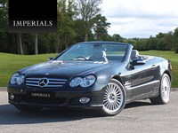 Used Mercedes SL350 SL CLASS 7G-Tronic 2dr CABRIOLET 7 SPEED AUTO