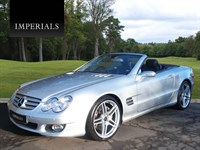 Used Mercedes SL500 SL CLASS 2dr 7G-Tronic Full Service History