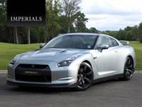 Used Nissan GT-R V6 Black 2dr 580 BHP Performance Upgrade