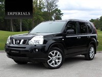 Used Nissan X-Trail dCi Tekna 5dr Full Nissan Service History