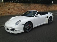 Used Porsche 911 2dr PDK 997 TURBO CABRIOLET AUTO