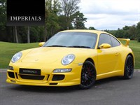 Used Porsche 911 Carrera 4 S Tiptronic 2dr 4WD