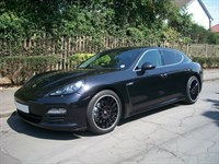 Used Porsche Panamera V8 S 4dr 6 SPEED, Great Spec