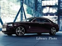 Used Rolls-Royce Ghost II 4dr Auto V SPEC, LHD, NEW UNREG, VAT Q