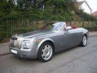 Used Rolls-Royce Phantom 2dr Auto Drophead Coupe
