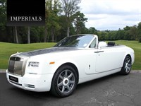 Used Rolls-Royce Phantom 2dr Auto Drophead Coupe