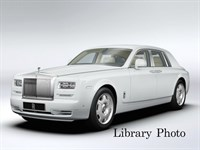Used Rolls-Royce Phantom II 4dr Auto LHD VAT Q NEW UNREG