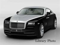 Used Rolls-Royce Wraith 2dr Auto LHD, VAT Q, NEW UNREG
