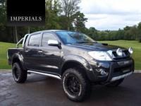 Used Toyota Hilux 3.0D-4D Invincible Pickup MASSIVE SPEC, NO VAT