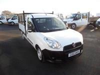Used Fiat Doblo 1.6 Multijet Platform Cab