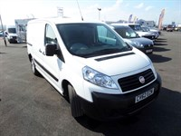 Used Fiat Scudo 1.6 L1 Comfort 90(PS) @ our Gorseinon Branch