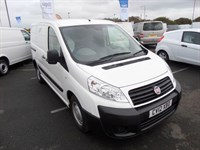 Used Fiat Scudo 1.6 L1 Business Van 90(PS) @ our Gorseinon Branch