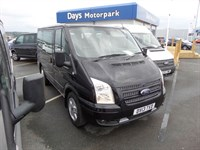 Used Ford Transit 280 Limited Tourneo 9 STR @ our Gorseinon Branch