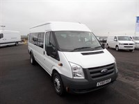 Used Ford Transit 430 EF 17Str Bus 140(PS) @ OUR Gorseinon Branch