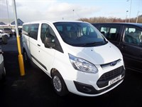 Used Ford Transit Custom 310 LWB Kombi Trend 125(PS) @ our Gorseinon Branch