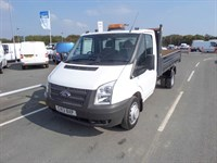 Used Ford Transit 350 MWB Tipper 125(PS) @ our Gorseinon Branch