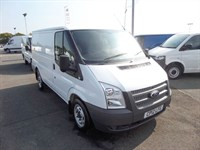 Used Ford Transit 260 SWB Low Roof 100(PS) @ our Gorseinon Branch