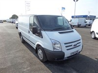 Used Ford Transit 260 SWB Low Roof Trend 100(PS) @ our Gorseinon Branch