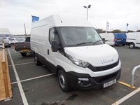 Used Iveco Daily 35S13 3520L WB @ our Gorseinon Branch