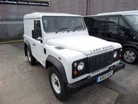 Used Land Rover Defender 90 Defender Hard Top @ our Gorseinon Branch