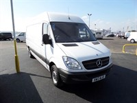 Used Mercedes Sprinter 313 CDI LWB @ our Gorseinon Branch
