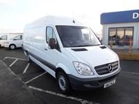 Used Mercedes Sprinter 313 CDI LWB @ our Gorseinon Branch