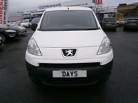Used Peugeot Partner HDI SE L1 625 (CV60FVJ)