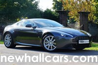 Used Aston Martin Vantage V8 7 Speed Sportshift II ASM 420 bhp Coupe with Sat Nav & Reverse Camera